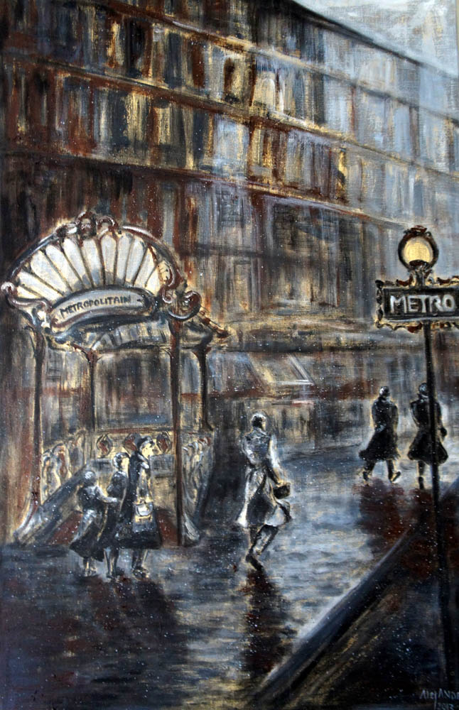 Paris aux Printemps